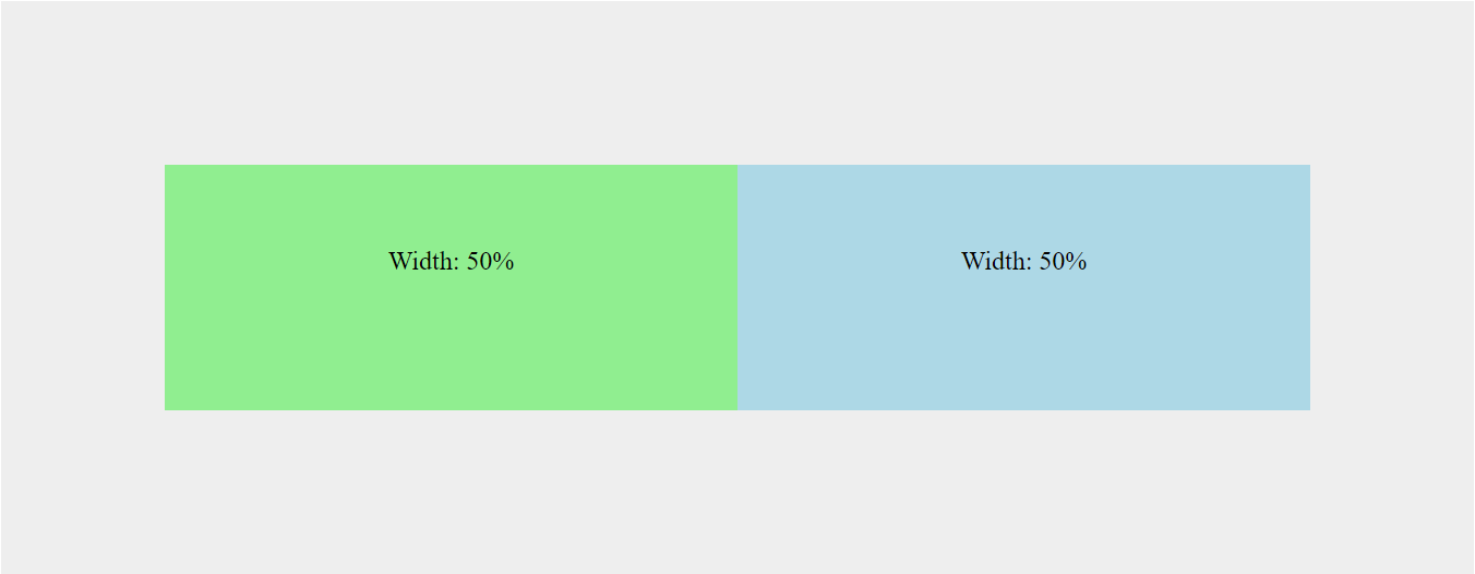 How to Make Inline-Block Elements Add Up to 100% Width – UX